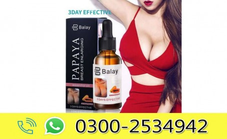 Papaya Breast Enlargement Oil Price in Pakistan