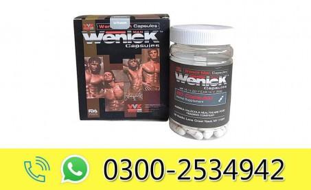 Wenick Capsules in Pakistan