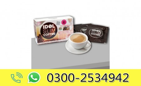 idol Slim Coffee in Pakistan
