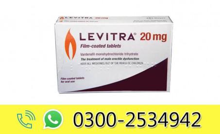 Levitra Tablets in Pakistan