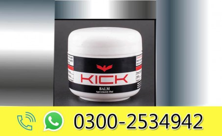 Kick Balm in Pakistan