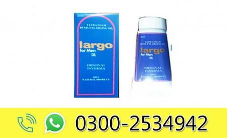 Largo Oil in Pakistan