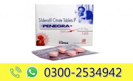 Penegra Tablets in Pakistan