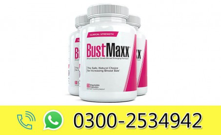 Bustmaxx in Pakistan