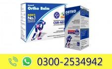 Ortho Balm in Pakistan