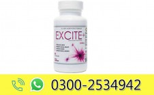 Excite Plus Capsules in Pakistan