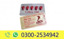 Cobra Tablets in Pakistan