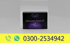 Long Drive Dapoxetine Tablets in Pakistan